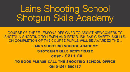 Lains Shotting School Shotgun Skills Academy